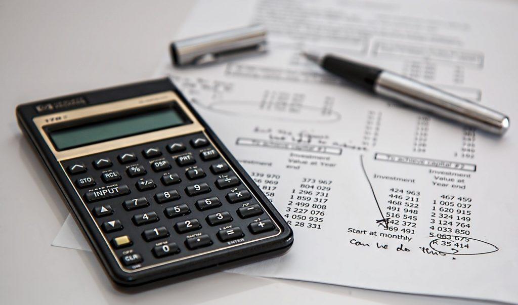 calcul taxe