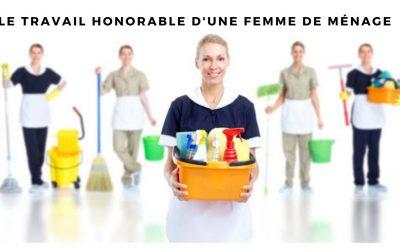 Tout savoir sur le métier de femme de ménage
