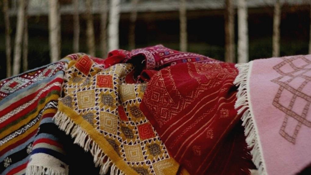 modèle tapis berbere