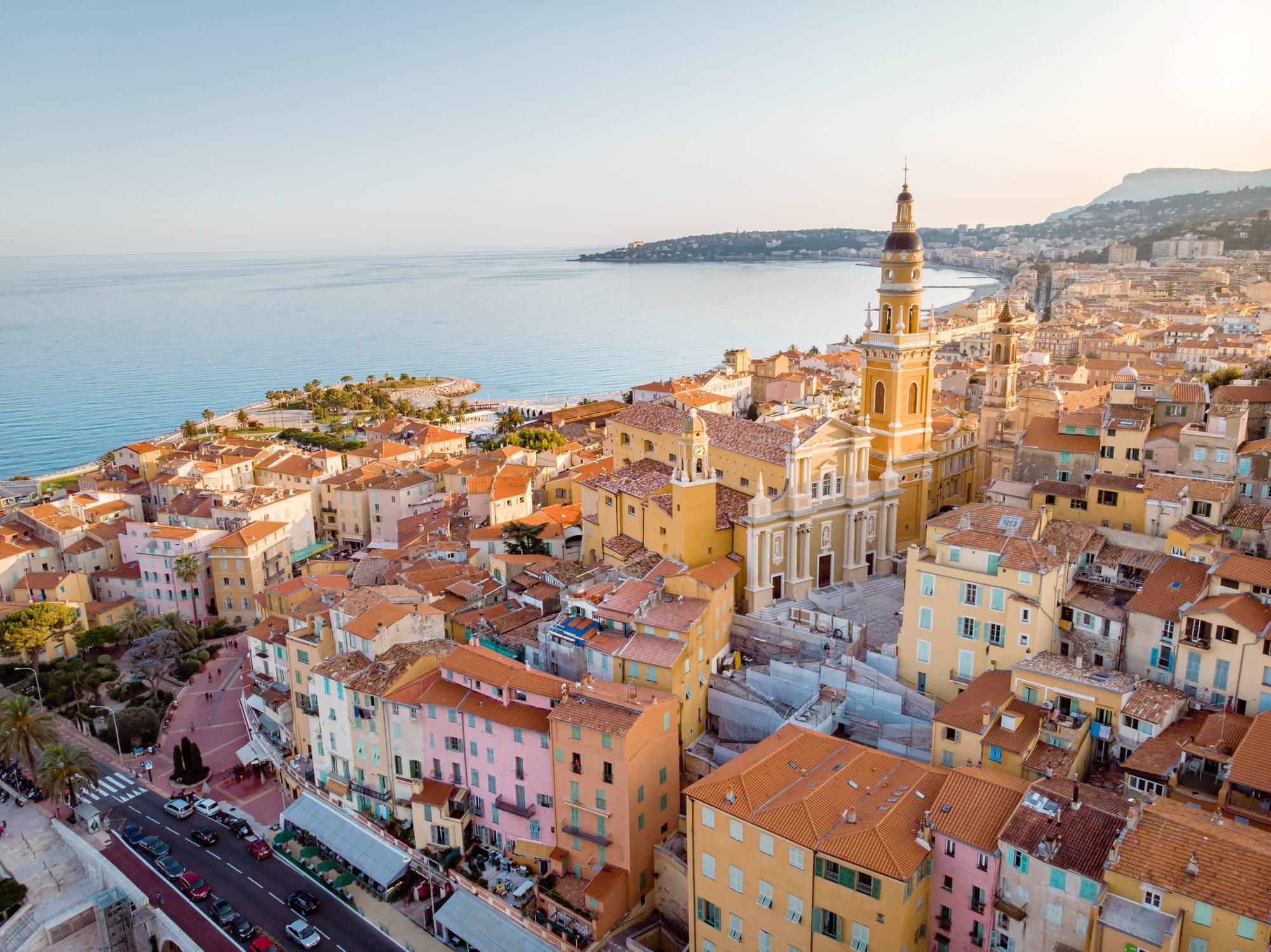 immobilier luxe Côte d'Azur