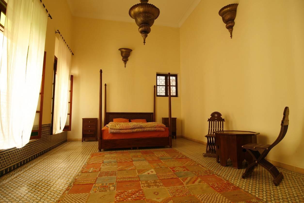 tapis berbère décoration