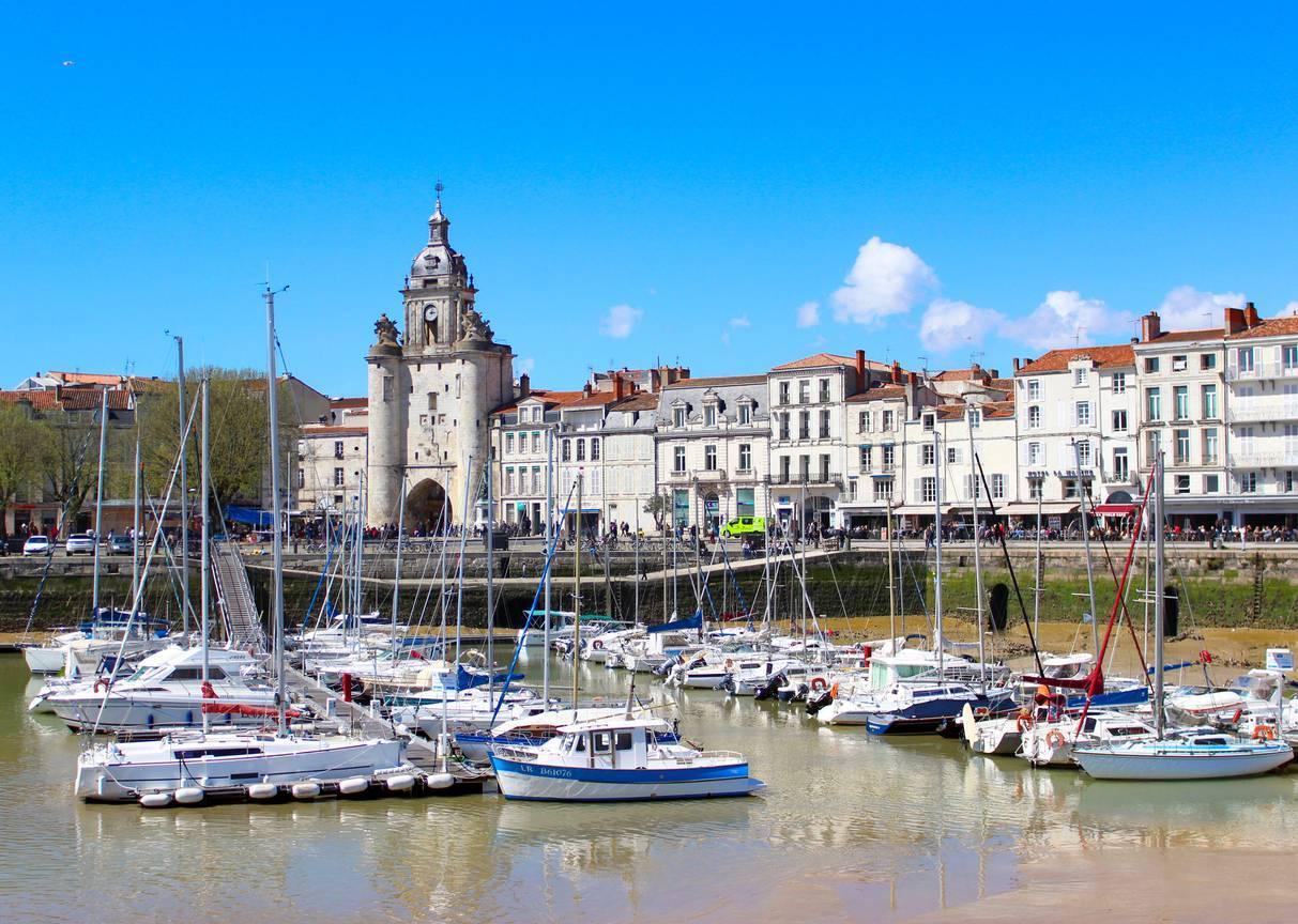 La Rochelle, économie et immobilier